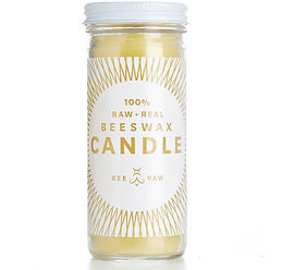 Raw and Real Candle