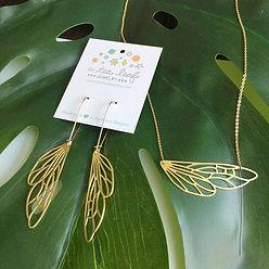 A Tea Leaf jewelry