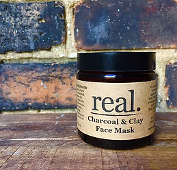 Real Charcoal & Clay Face Mask