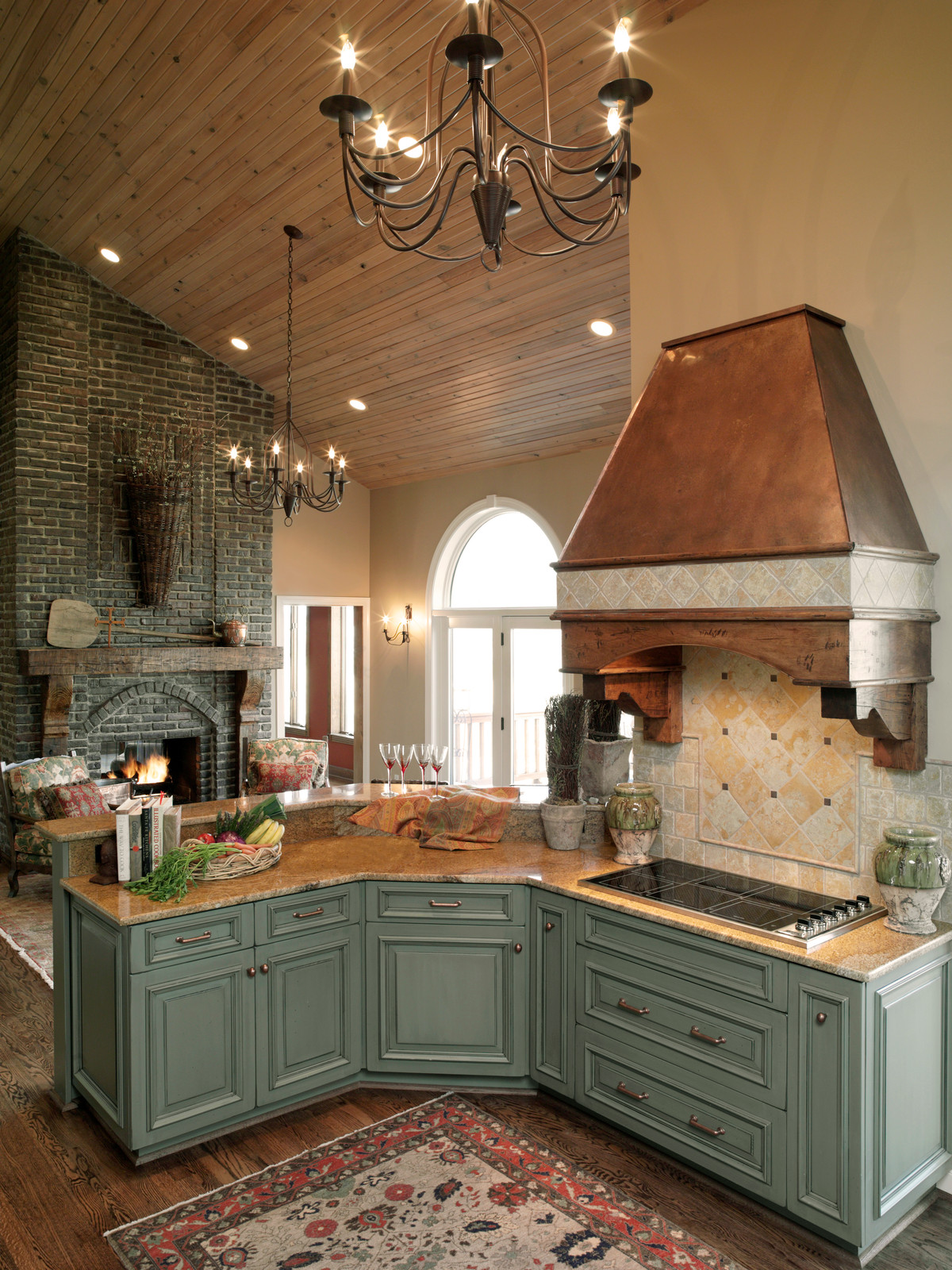 French Country | Unorthobox Wood Designs - Bespoke Cabinetry