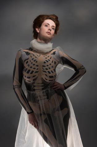 Edwardian Ghost Bride