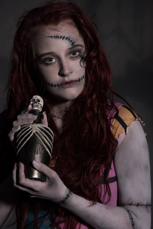Sally from Nightmare before Christmas