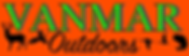 Vanmar Outdoors Logo Blaze Orange   PNG.