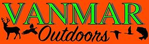 Vanmar Outdoors Logo Blaze Orange   PNG.