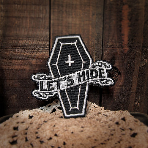 """Let's hide"" patch"