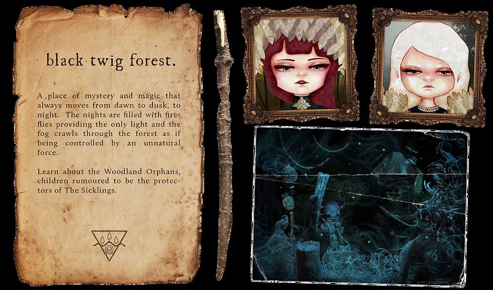 Black Twig Forest
