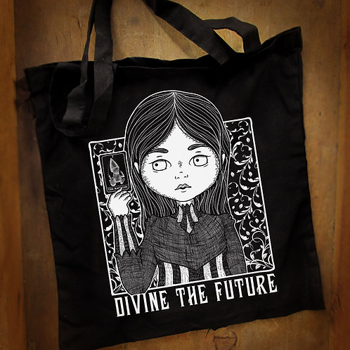 Divination tote bag