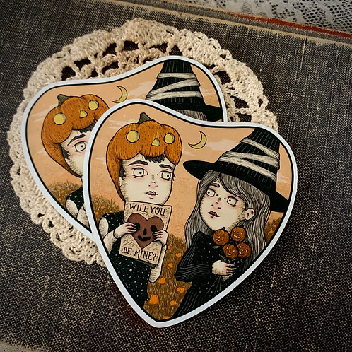 Halloween Lovers Sticker