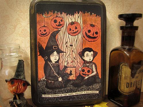 "Halloween Tree ""revisited"""