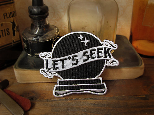 """Let's seek"" patch"