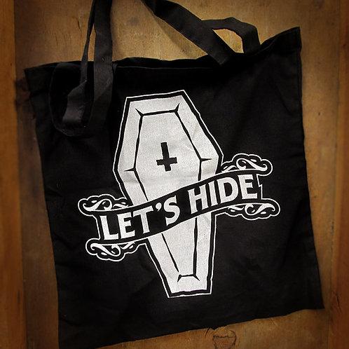 Let's hide tote bag