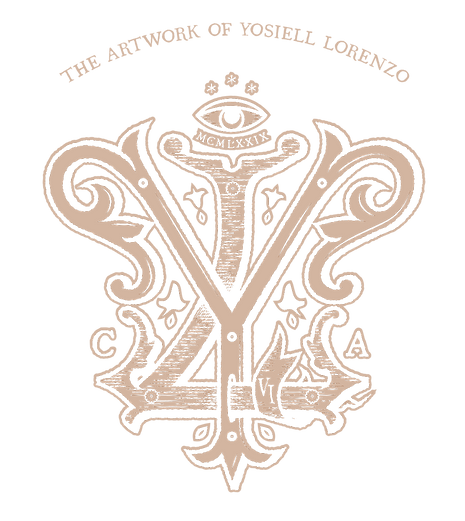 The Victorian Era Monogram