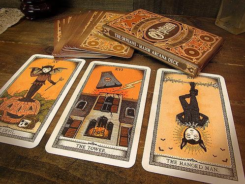 The Orphans Tarot Cards