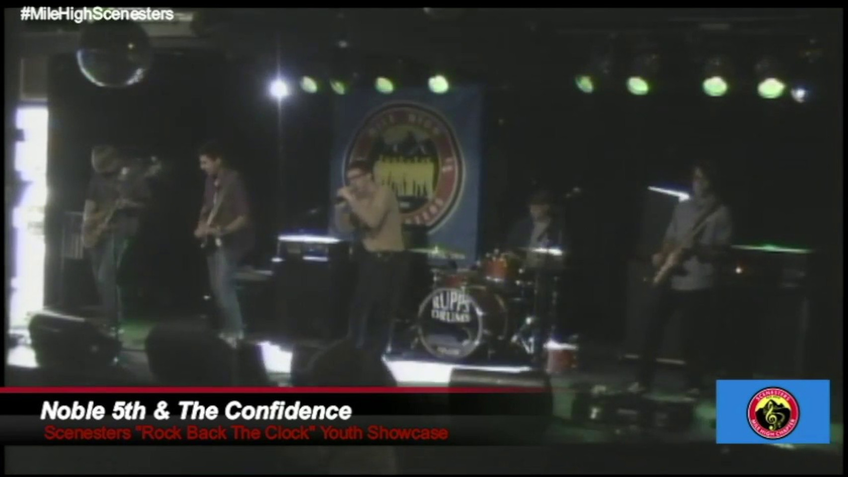 Noble 5th and The Confidence