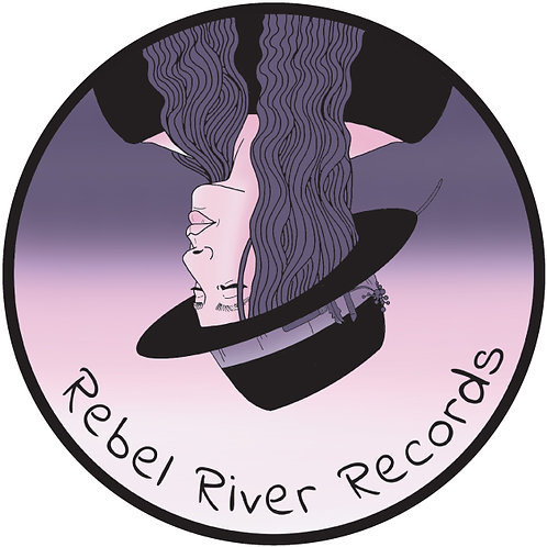 Rebel River Records Patch