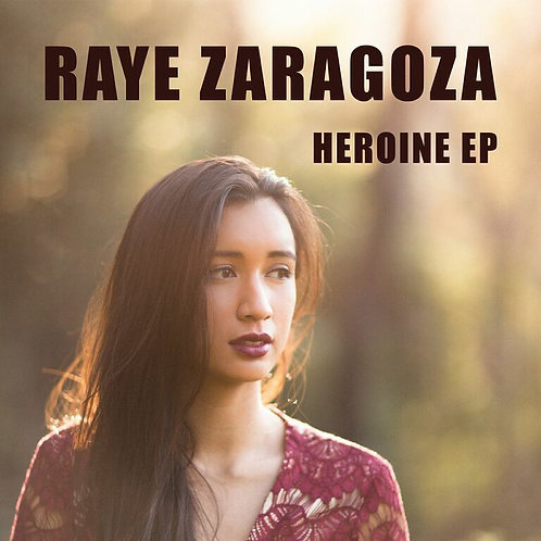 Heroine EP - Physical CD