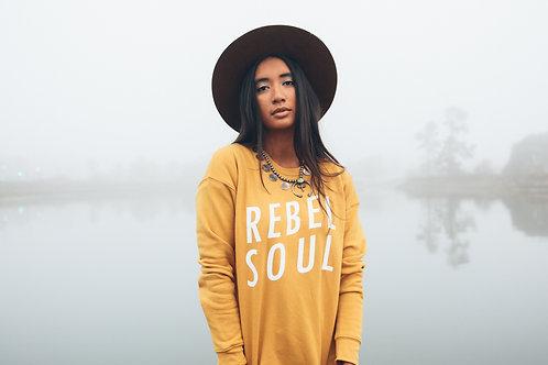 """Rebel Soul"" Sweater"