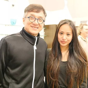 Working with Jackie Chan a dream come true for martial artist and filmmaker Maria Tran