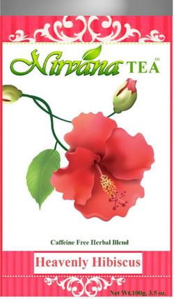 Heavenly Hibiscus Tea