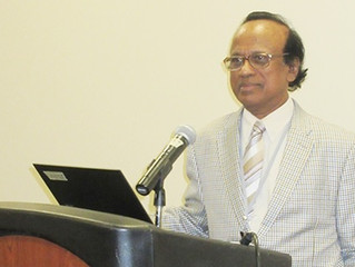 Dr. Panicker Elected as Board Member for Southern Cover Crop Council