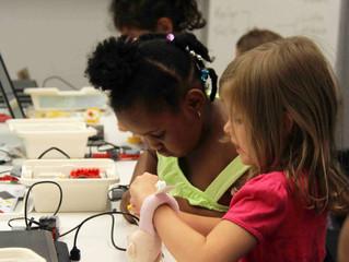 Girls Are Having Fun with STEM