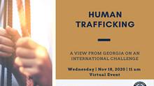 Human Trafficking Panel