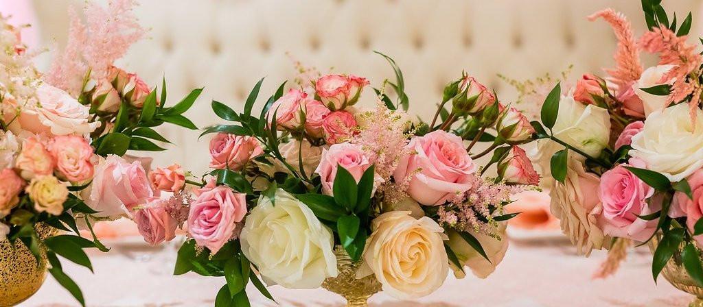 Floral Center pieces