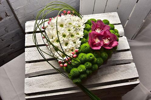 Luxe Heart: Peace Garden
