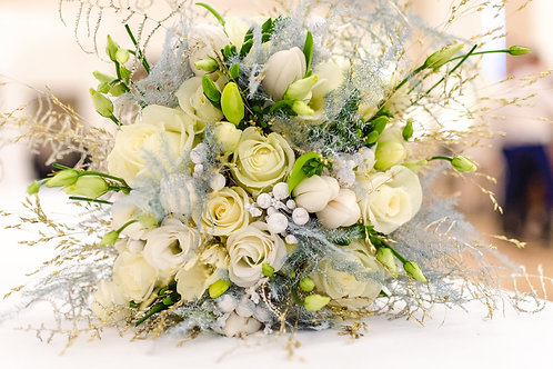 Standard Assorted Rose Bouquet