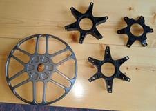 anodized parts