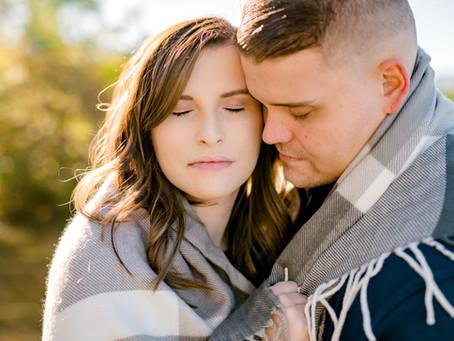 Zach & Danielle's Lighthouse Engagement