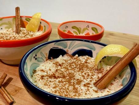 Recept: Arroz con leche op de Spaanse manier