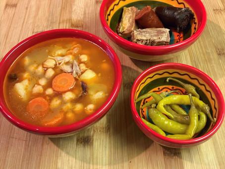Recept: Spaanse cocido voor koude winterdagen