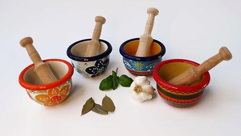 Vijzel Spaans aardewerk