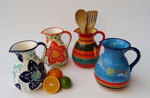 Karaf Spaans aardewerk
