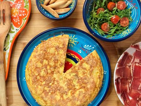 Recept: Spaanse tortilla de patatas