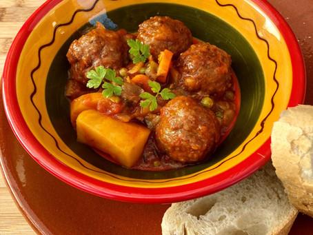 Recept: Albondigas en salsa