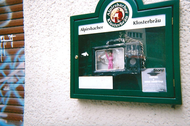 Natürlich Berlin Photo Series Bar Sign Kreuzberg