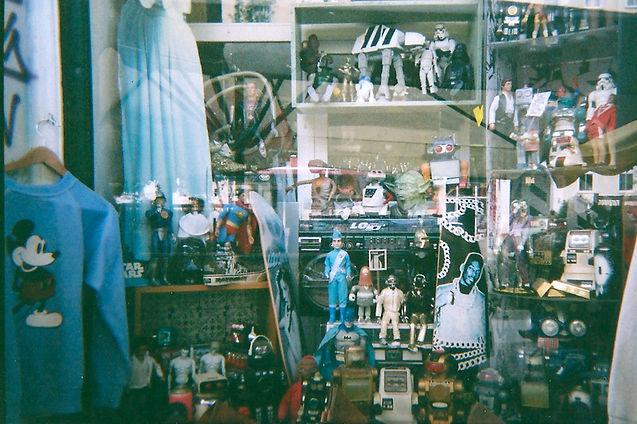 Natürlich Berlin Photo Series Pauls Boutique
