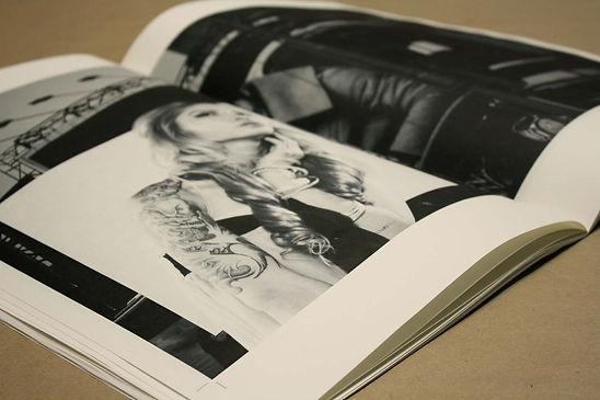 Punctilio Fashion Lookbook Page