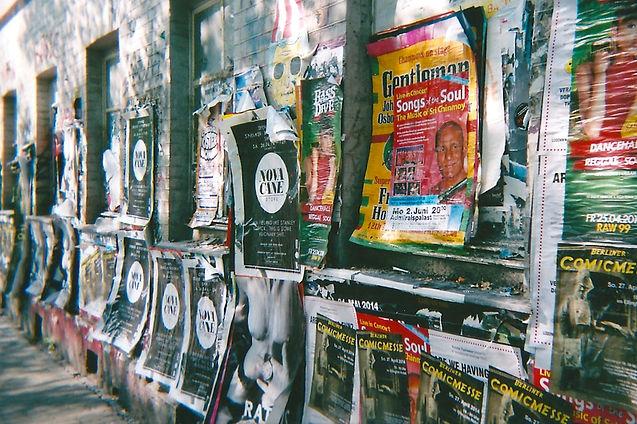 Natürlich Berlin Photo Series Wall Posters