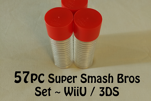 63pc Super Smash Bros. Amiibo Set
