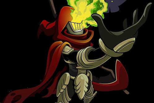 Individual Specter Knight Amiibo