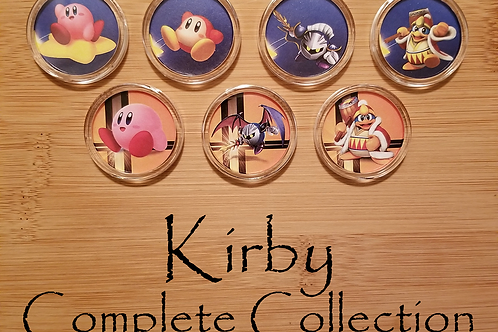 7pc Kirby Complete Collection