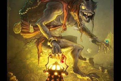 Individual Diablo III Loot Goblin Amiibo