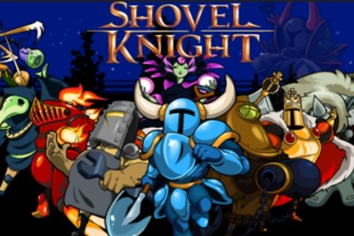 4pc Shovel Knight Complete Collection
