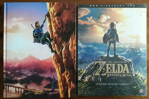 Zelda: BotW Official Guide