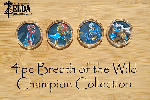 4pc Breath of the Wild Champion Collection