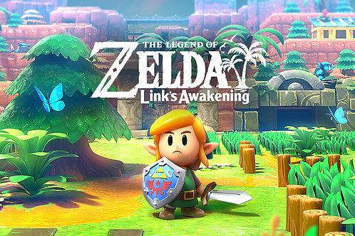 Link's Awakening Amiibo Token