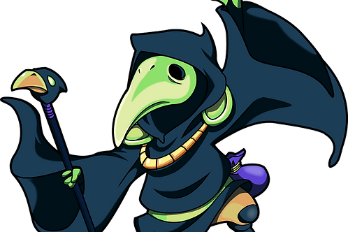 Individual Plague Knight Amiibo